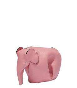 ShopBazaar Loewe Pink Elephant Coin Purse FRONT