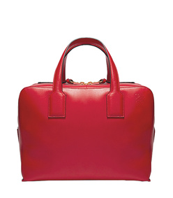 red large 'goya' tote bag