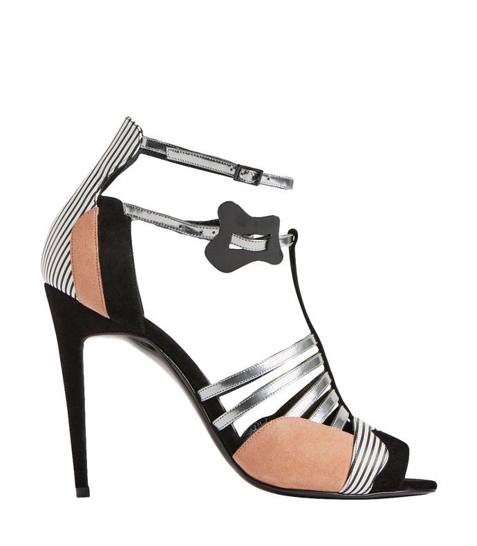 multicolor 'alchimia' sandal