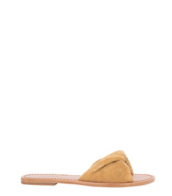 ShopBazaar Maslin & Co. Terry Cloth Slide Sandal MAIN