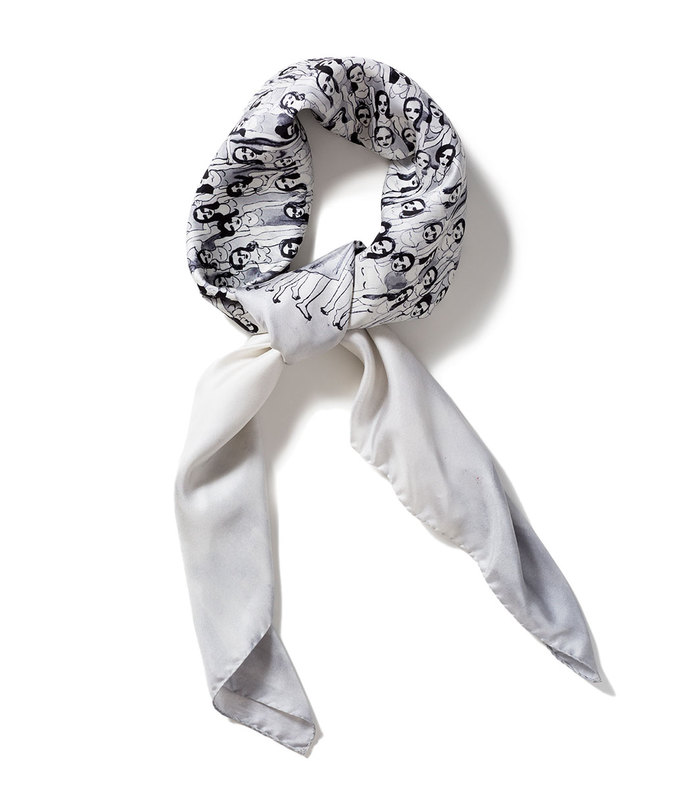 the performance lg scarf