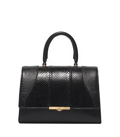 black oxy satchel