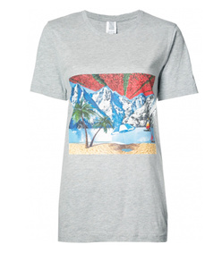 impossible landscape tee