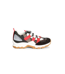 hiker low top sneakers