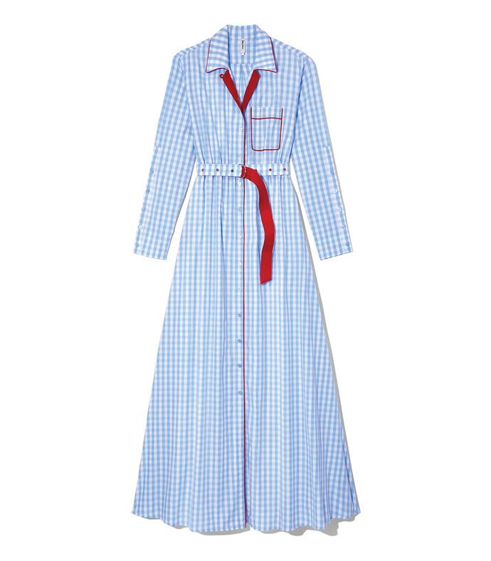 pj shirt gown