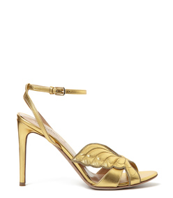 ShopBazaar Valentino 'Angelicouture' Metallic Stiletto MAIN