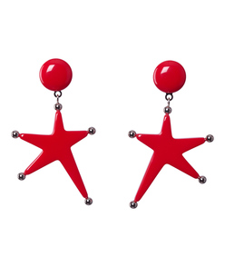 ShopBazaar Marni Star Earrings MAIN