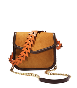 ShopBazaar Loewe V-Shoulder Bag MAIN