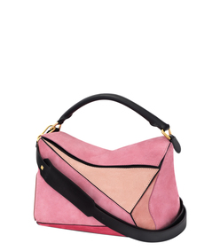 ShopBazaar Loewe Puzzle Small Bag FRONT