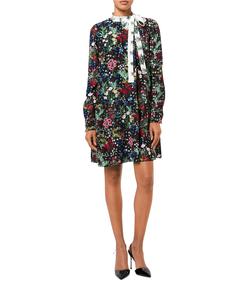 ShopBazaar Valentino Primavera Print Dress FRONT