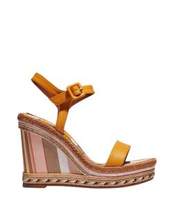 ShopBazaar Valentino Navajo Wedge Sandal MAIN