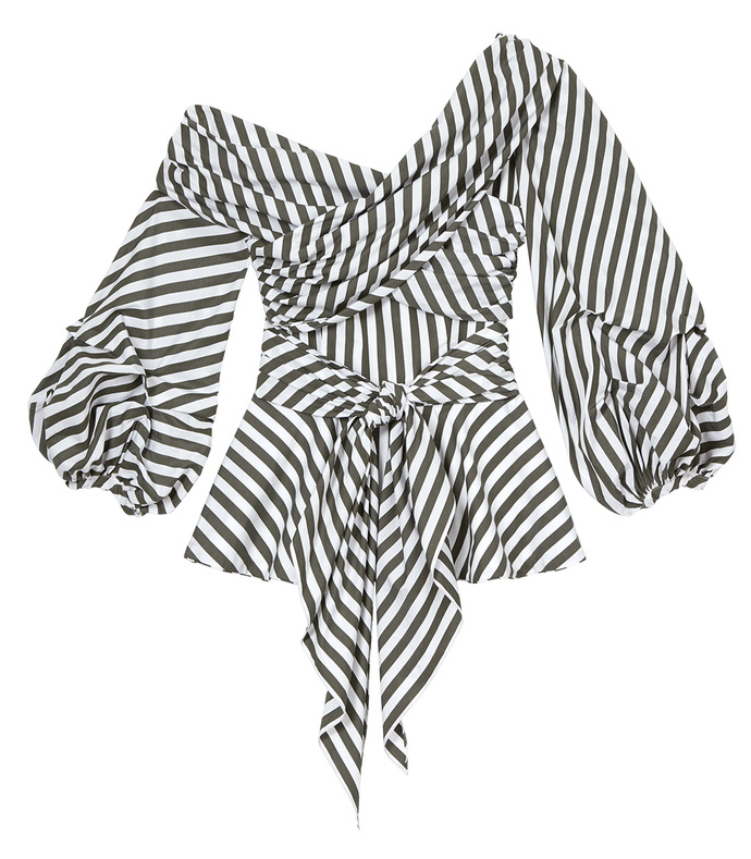 santa rosa striped top