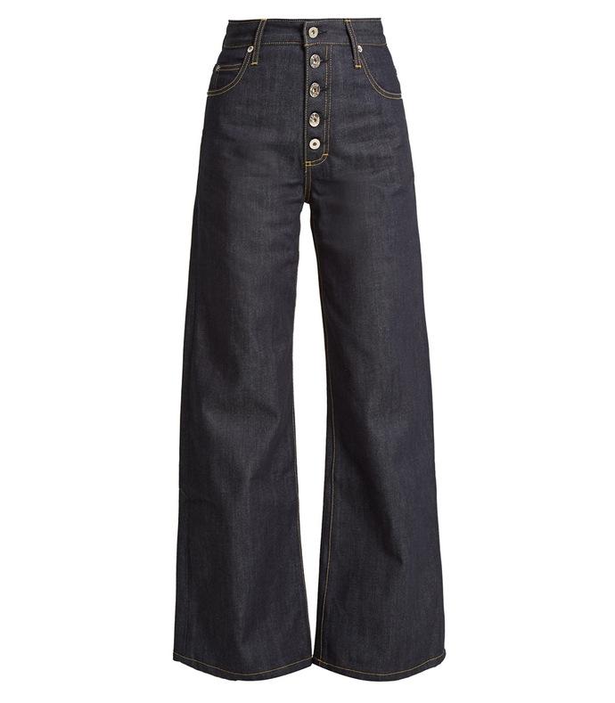 Charlotte high-rise wide-leg jeans SBZ1155314