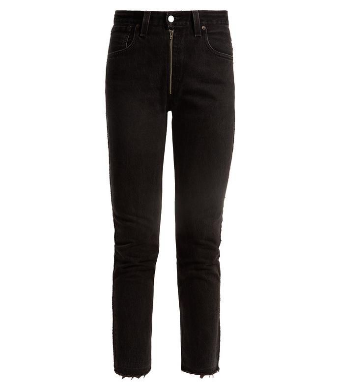X Levi's slim-leg cropped jeans SBZ1184440