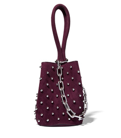 beet 'roxy' mini bucket bag