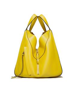 yellow 'hammock' bag