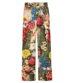 multicolor floral pant