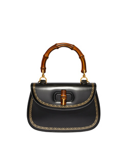black bamboo classic bag