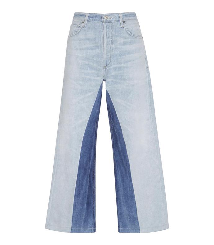 cora cropped wide-leg jeans