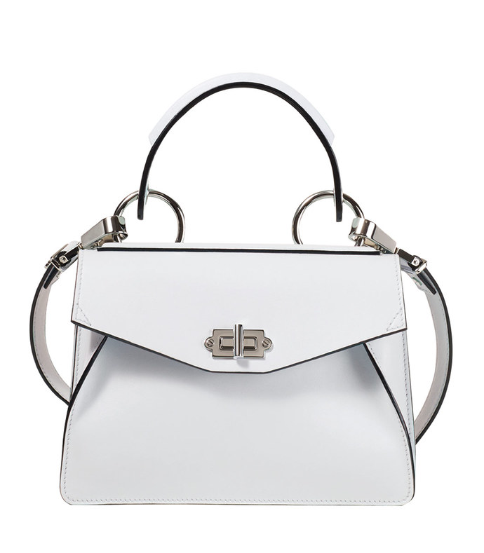 white 'hava' medium bag