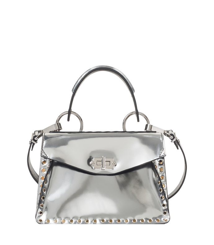 silver small hava bag