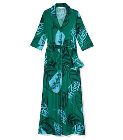 green maria dress