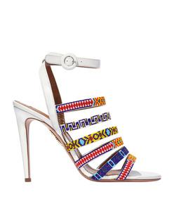 multicolor 'masai' sandal