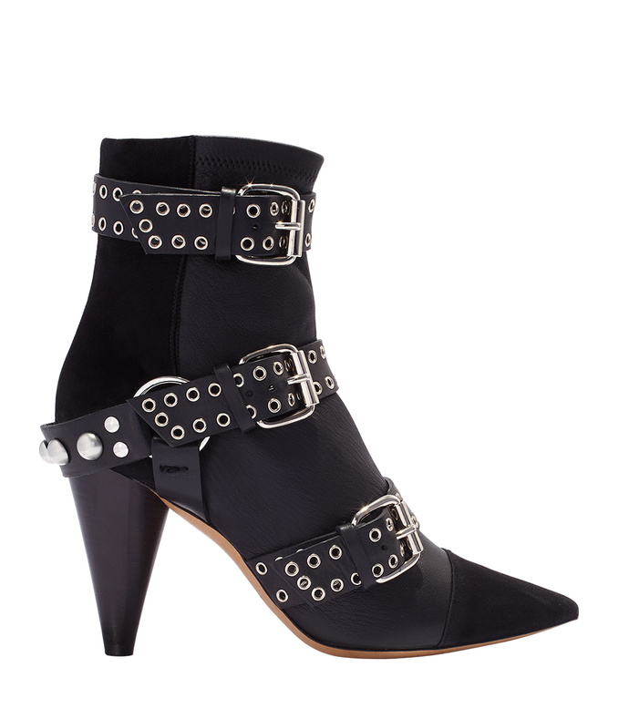 black 'lysett' boot