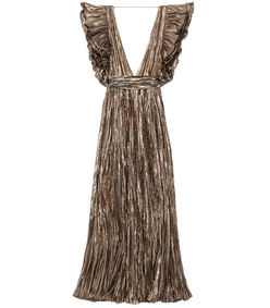 copper donna dress