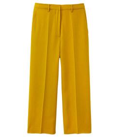 mustard yellow pant