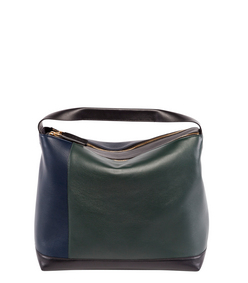 ShopBazaar Marni Color-Block Shoulder Bag MAIN