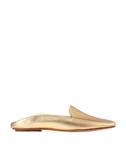 gold 'cecil' loafer
