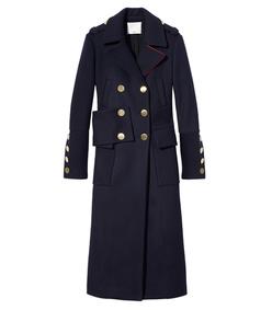 navy 'admiral' overcoat