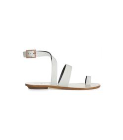 ivory 'hallie' sandal