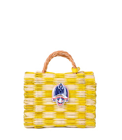 yellow small tom tom bag