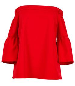 red lantern sleeve top