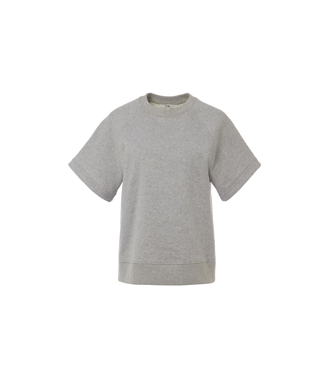 Heather Grey Easy Sweatshirt