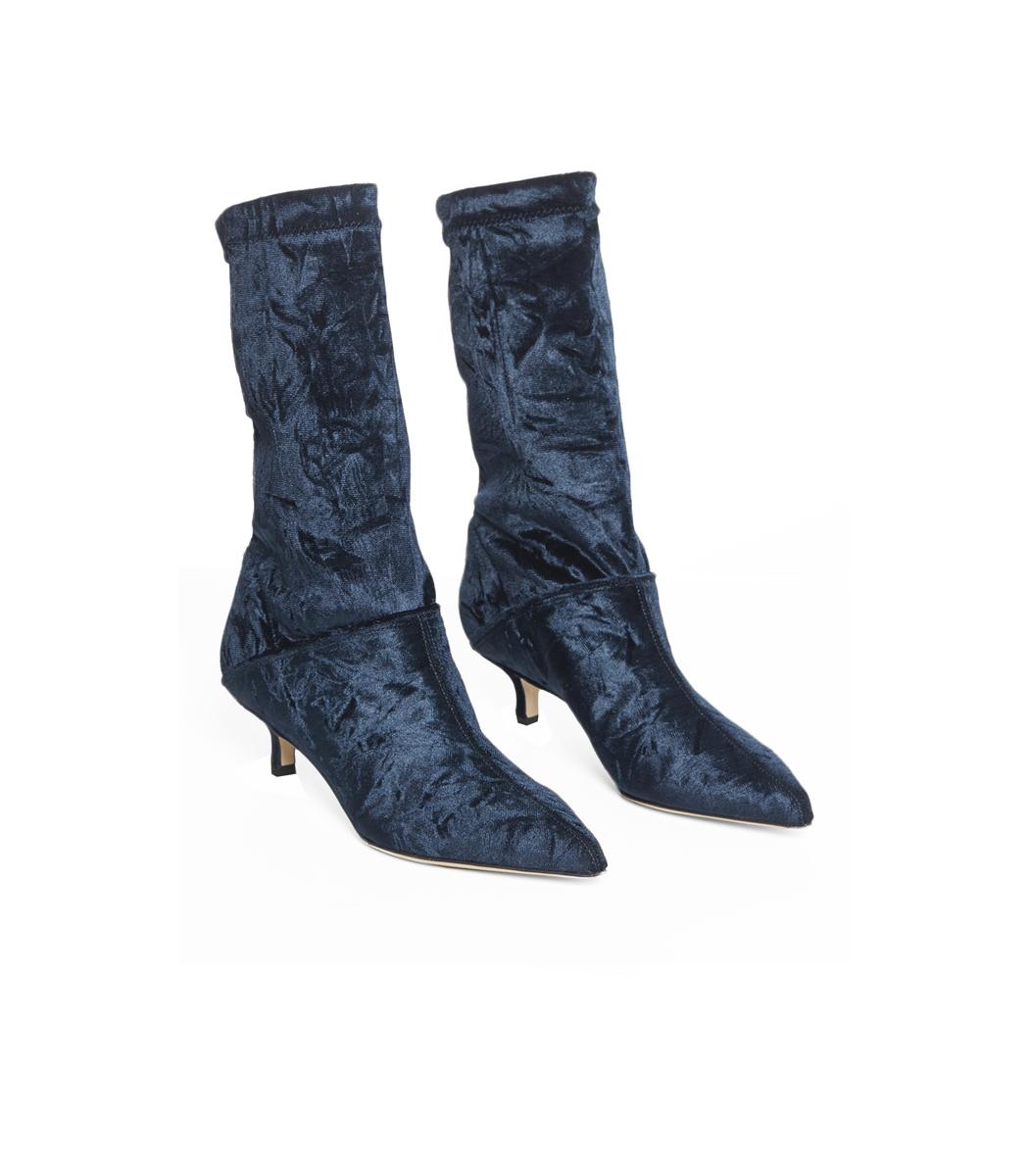 Dark Teal Harper Boots