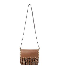 ShopBazaar Valentino Tassel Saddle Bag MAIN