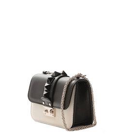 ShopBazaar Valentino Rockstud Shoulder Bag FRONT