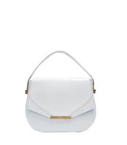 white deedee saddle bag
