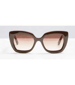square gradient lens glasses