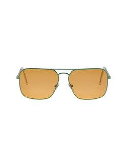 green & orange super edition iggy sunglasses