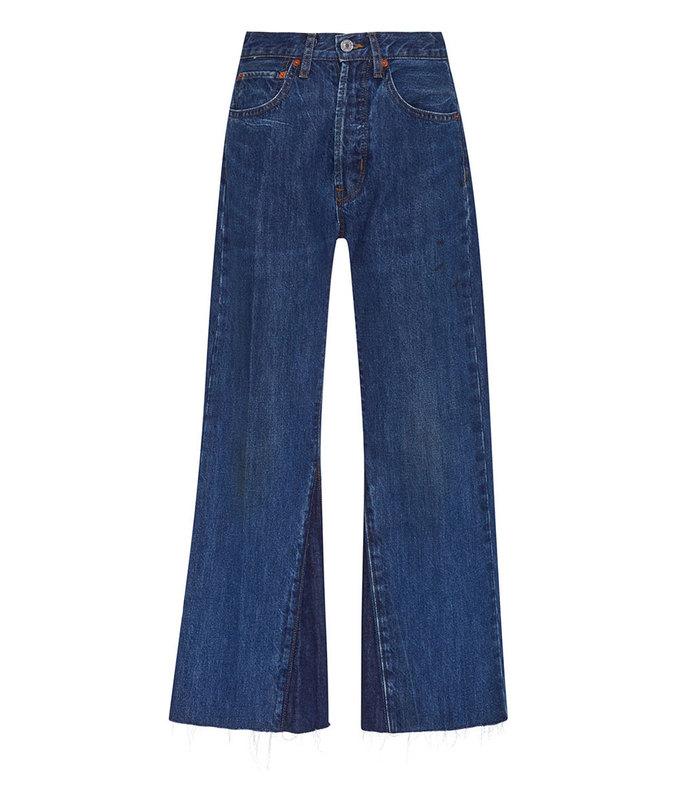 Lendra Rigid Denim Jeans aff-567573