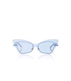 mrs brill cat eye acetate sunglasses