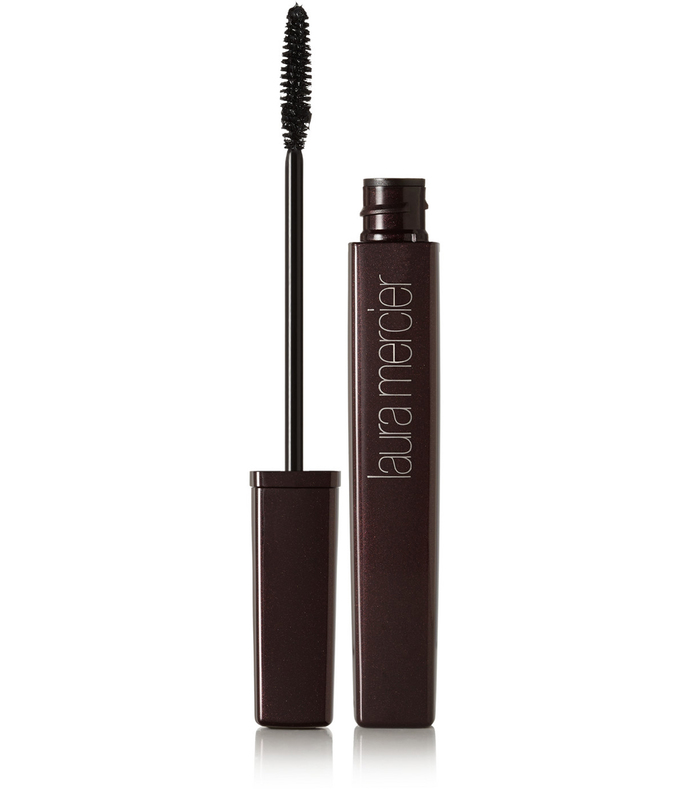 long lash mascara - black