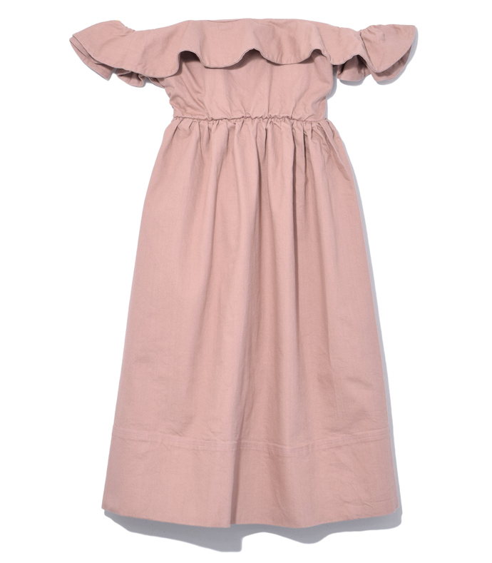 mauve novella maria dress