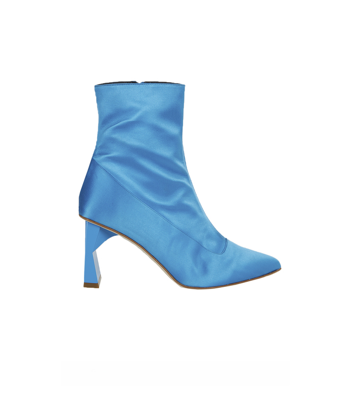 blue alexis boot