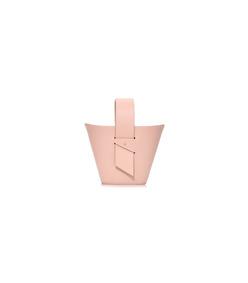 pink petal amphora mini bag
