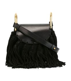 ShopBazaar Chloe Mini 'Hudson' Suede Bag MAIN